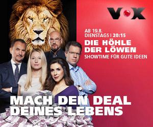 """Musicworks bei """"Die Höhle der Löwen"""""""