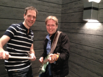 Michael Reinhold und Steffen Merkel